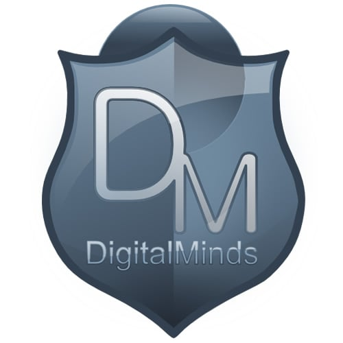 Logo of DigitalMinds Photography